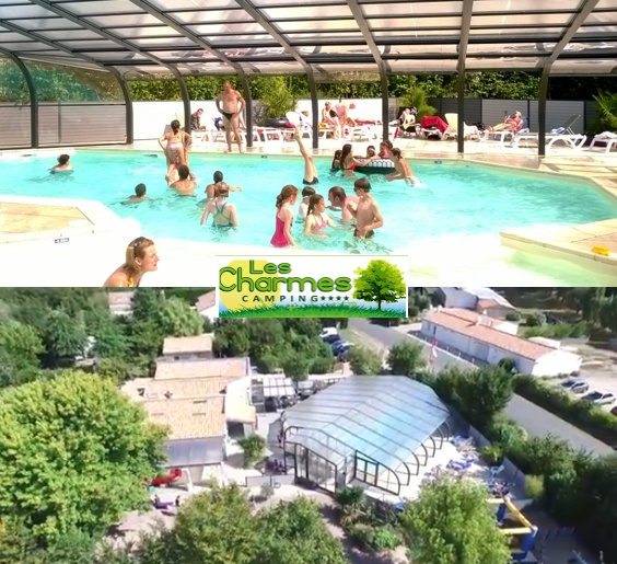 Campings de vendee vacaf piscine bord de mer et wifi for Camping normandie piscine couverte bord mer